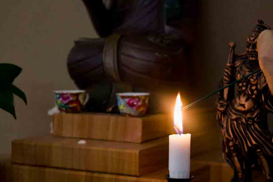 Tempio Meditazione Buddhista Zen di Napoli